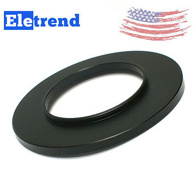 2x 49-77mm Step-Up Metal Lens Adapter Filter Ring / 49mm Lens to 77mm Accessory