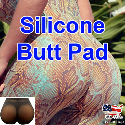 #1 Best Silicone Buttocks Pads Butt Enhancer body Shaper Tummy Control Panties