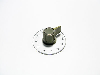HP Agilent Test Equipment Knob With Dial
