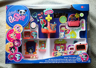 Littlest Pet Shop: Rescue Tails Centre (Lps). Rare, Brand New In Box, Os!