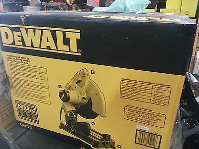 "Heavy Duty Chop Saw Dewalt D28720 14"" (355 mm)"
