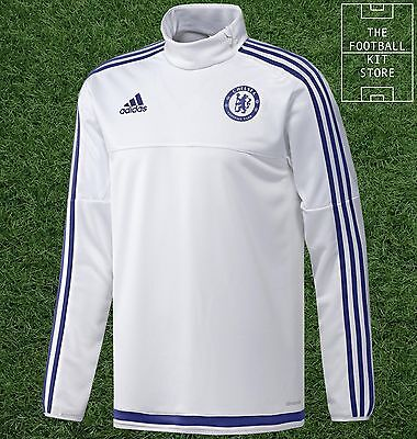 Chelsea Training Top - Official adidas CFC Football - Boys / Kids - All Sizes