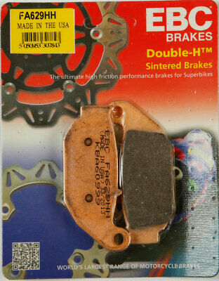 EBC Double-H HH Sintered Superbike Brake Pads / One Pair (FA629HH)