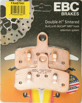 EBC Double-H HH Sintered Superbike Brake Pads / One Pair (FA457HH)