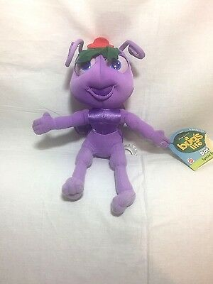 Disney Store Pixar A Bugs Life DOT Ant Plush Toy Doll Stuffed Animal NWT