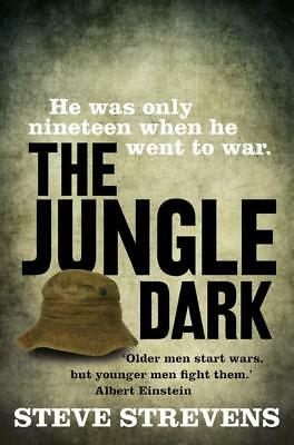 NEW The Jungle Dark By Steve Strevens Paperback Free Shipping