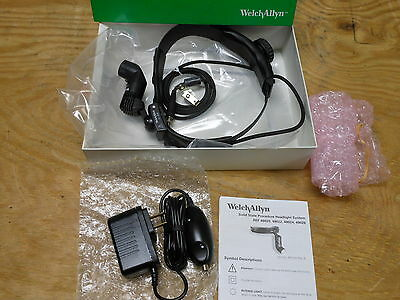 49020 Welch Allyn Procedure Headlight 49000 with Direct plug in Power source NEW