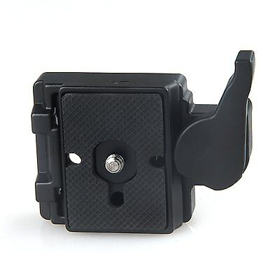 Konsait Black Camera 323 Quick Release Plate with Special Adapter 200PL-14 use