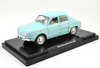 Renault Dauphine 850 (1960) 1:24 Quattroruote Collection Die Cast Car Model