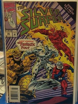The Silver Surfer #95 Marvel Comics 1994 Bagged and Boarded