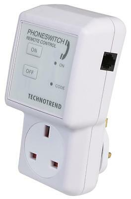 PHONESWITCH TPS 2000 Electrical Switches & Socket Outlets, PHONESWITCH TPS 2000
