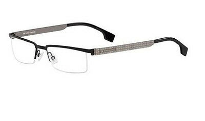Boss Orange Herren Brille » BO 0080«, silberfarben, RYT - silber