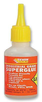 SUPERGLUE INDUSTRIAL 50G Chemicals Adhesive - SUPERGLUE, INDUSTRIAL, 50G,