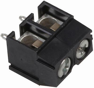 TERMINAL BLOCK SIDE ENTRY 3WAY Connectors Terminal Blocks - 17605100000 -