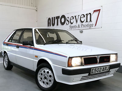 Lancia Delta1.6 1600 HF Turbo Martini 5dr 1988 E reg ***VERY RARE CAR***