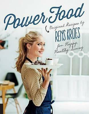 NEW Power Food By Rens Kroes Hardcover Free Shipping