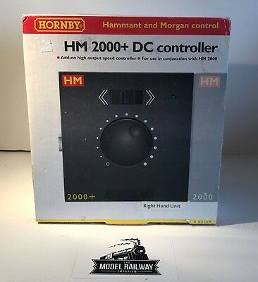 Hornby 00 Gauge - R8013A - Hm2000+ Dc Controller Right Hand Slave - Used Boxed