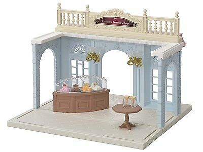 Sylvanian Families Gelato shop TS-06 of the Town Series city