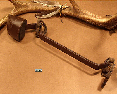 Carol Traditional Leather Bow / Arrow Quiver Aq108