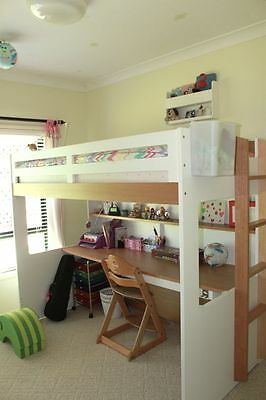 """Loft Bed (""""Taylor"""" from Snooze) - would deliver for extra $100 - see description"""