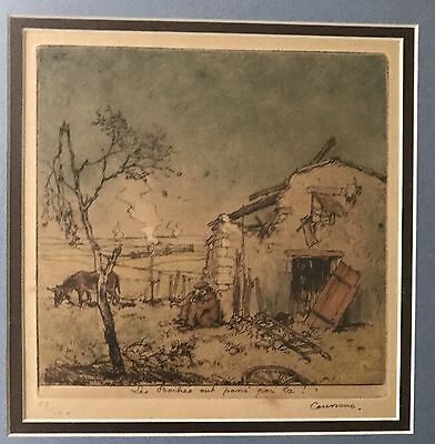 Rare Old Vintage Antique French