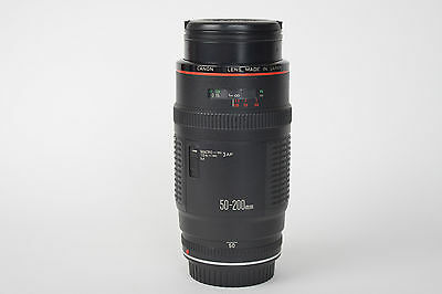 Canon ZOOM EF 50-200mm F/3.5-4.5 L