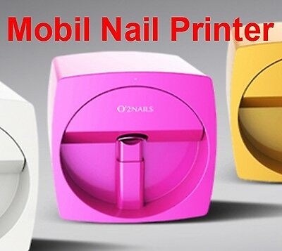 Iphone Android Mobil O2nails Nail Printer Machine Transfer Picture And Design