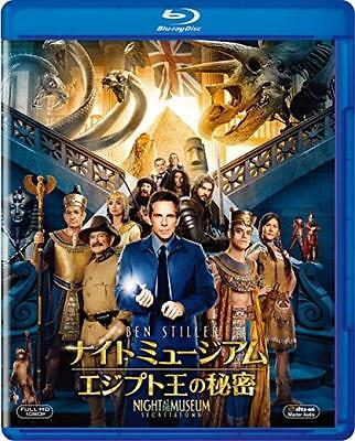 Night at the Museum / Egyptian king of the secret [Blu-ray]