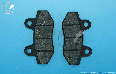 Disc Brake Pads for Chinese Gy6 Scooter Moped 50cc 150cc 250cc Roketa Taotao BMS
