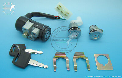Ignition Switch Lock set 5 wires Honda Dio 50cc 2T Scooter moped SE50 SK50 SA50