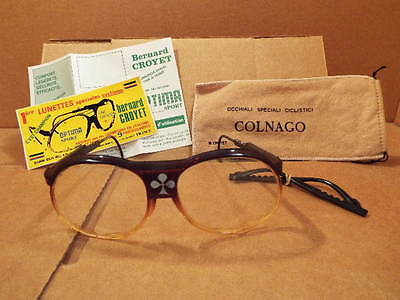 New-Old-Stock Colnago Branded Glasses (Possible Collectors' Item)