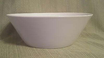 """Discontinued Fairwood Schonwald White 9"""" vegetable serving bowl"""