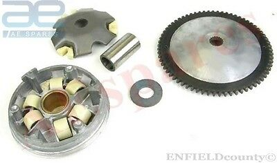 Vespa Lml Front Pulley Variator Roller Assembly Part No. Sf1130456 @aud