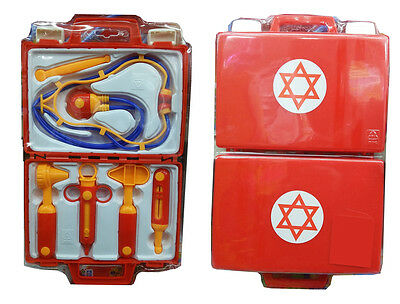 New Doctor's Kit for childrens Magen David Adom of Israel Red Star of David