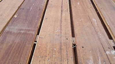 Tas Oak  Floorboards Recycled- 133 mm x 19 mm feature grade 33 sqm $1220