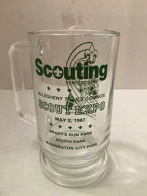 Boy Scout Of America Allegheny Trails Council Scout Expo USAGlass Mug