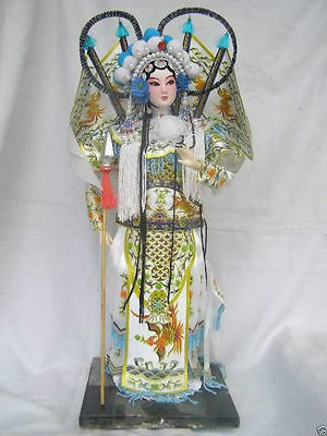 Oriental-Broider-Doll-China-Old-style-figurine-China-doll-girl-statue-Jing-ju