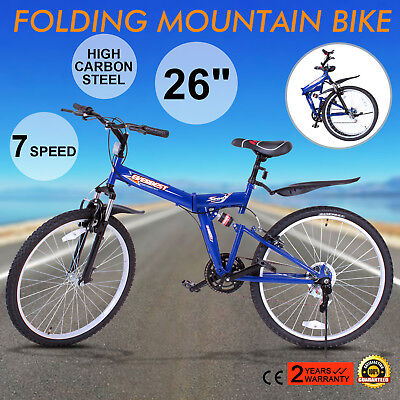 26 ZOLL MOUNTAINBIKE MTB FAHRRAD Klapprad SPORTING HARDTAIL RIDE ROAD ON SALE