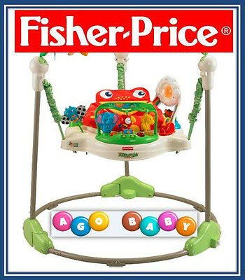 New Fisher-Price Rainforest Jumperoo