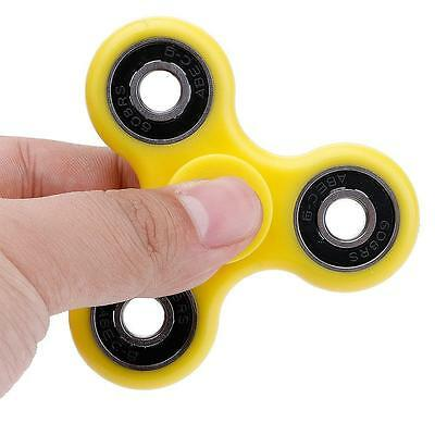 Hot-Hand-Spinner-Tri-Fidget-Steel-Ball-Desk-