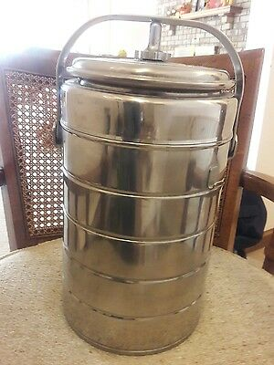 "Vintage STANLEY "" Will Not Brake "" Landers Frary & Clark Thermos ST1304 - RARE!"