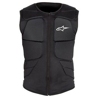 Alpinestars Track Street Riding Cycle Motorcycle Motocross Gear Protection Vest