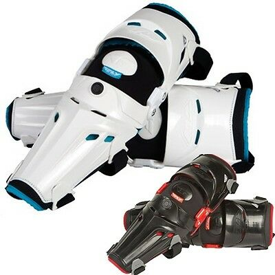 2014 FLY Five-Pivot Protective Gear Adult Armor Motocross Mx Knee Guards