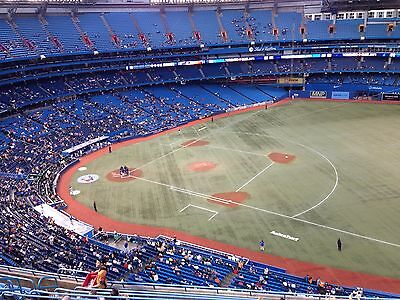 2 tickets New York Yankees @ Toronto Blue Jays - June 4 - Rogers Centre
