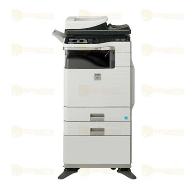 Sharp MX-C402SC Color Laser MFP Copier Printer Scanner 40 PPM A4 180K