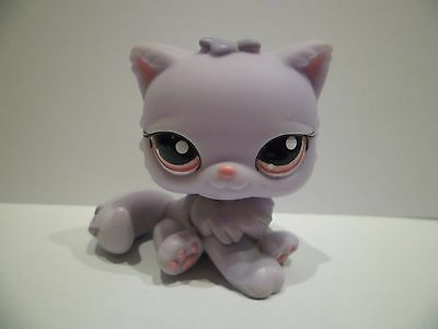 LPS LITTLEST PETSHOP PET SHOP cat chat persan 1041