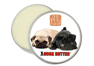 NOSE BUTTER cream balm The Blissful Dog 1oz TIN Dry Cracked Nose Pug / any breed
