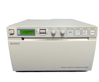 SONY UPD 897 Ultrasound Printer, Tested by bio-medical engineers with WARRANTY