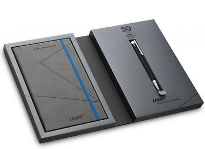 Lamy Logo M+ Special Edition with Notebook (50 Years Edition) -1231377 - New