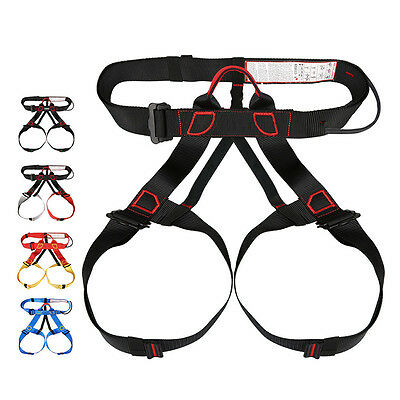 Outdoor Harness Seat Bust Belts Rock Climbing Rappelling Equipment